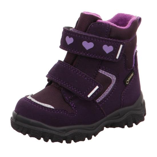 Dětská obuv - 3-09045-90 Superfit Dětské goretexové zimní boty b337590abf