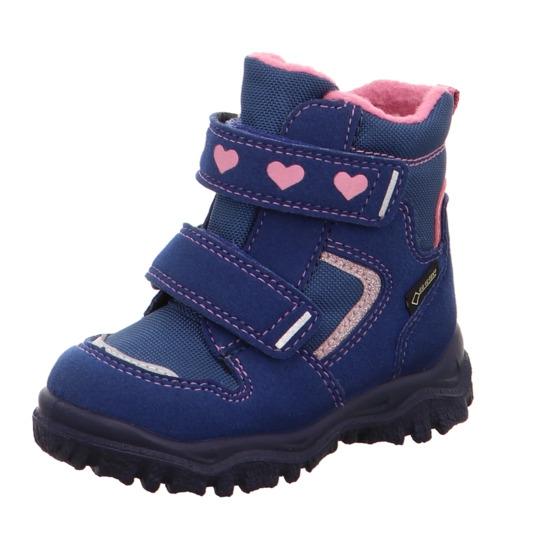 70250cedb48 Dětská obuv - Dětské goretexové zimní boty Superfit 3-09045-80