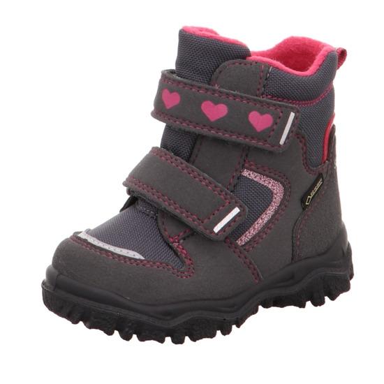Dětská obuv - Dětské goretexové zimní boty Superfit 8-09045-20 d18ed94c57