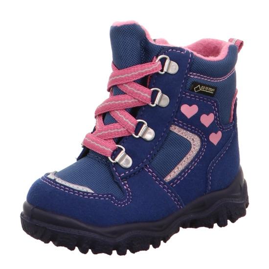 Dětská obuv - Dětské goretexové zimní boty Superfit 3-09046-80 c73b022d11