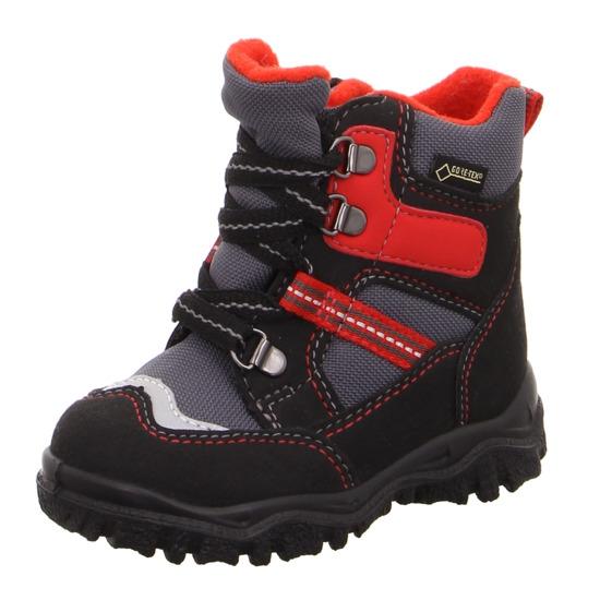 Dětská obuv - Dětské goretexové zimní boty Superfit 3-09043-00 60cf0503c6