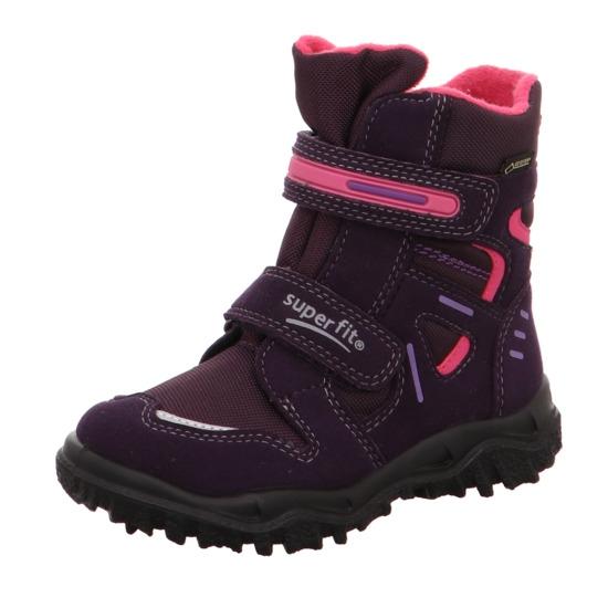 Dětská obuv - Dívčí goretexové zimní boty Superfit 3-09080-90 ae4dfa223c