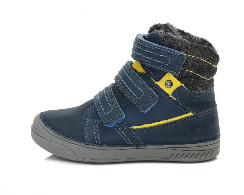 Dětská obuv - Dětské zimní boty DDSTep 040-426AL a8b56d2ff7
