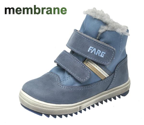 e68ce64d2de Dětská obuv - Dětské zimní membránové boty Fare 845102
