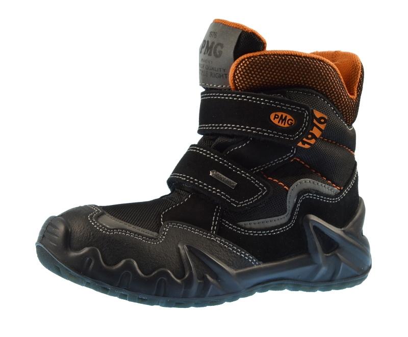 Dětská obuv - Dětské zimní boty Primigi Grent 66090 77 bd2644427a