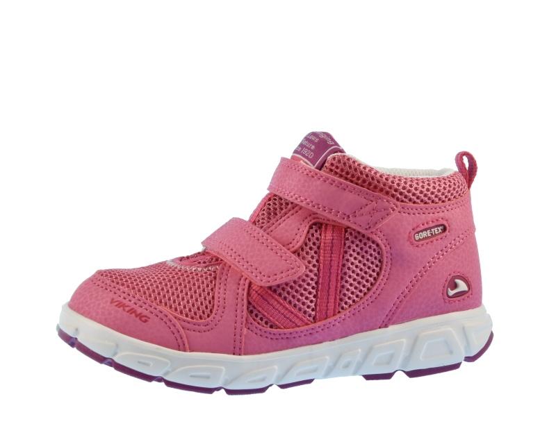 Dětská obuv - Dětské celoroční boty Viking 3-43145-3917 641c609927b