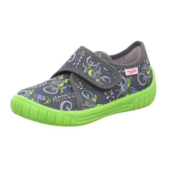 Dětská obuv - Dětske bačkůrky Superfit 4-00279-21 7392302f9a