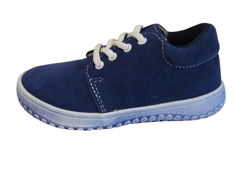 Dětská obuv - Dětské barefootové boty Jonap B1 Modrá 0c1b7a9ce1