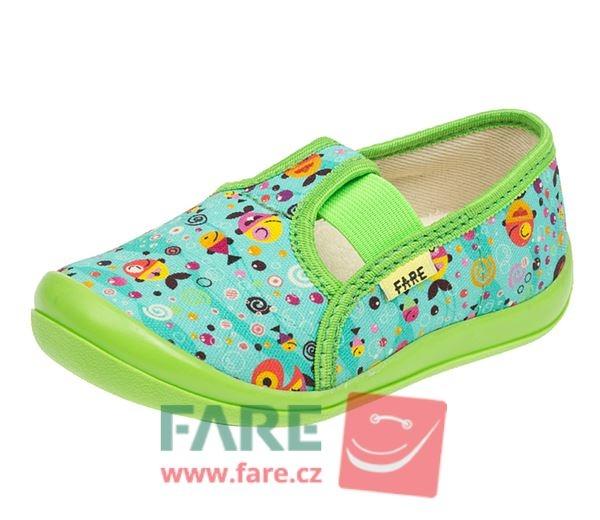 ed1c77791 Dětské papuče Fare 4111402 | FARE, spol. s r.o. - Dětská obuv ...
