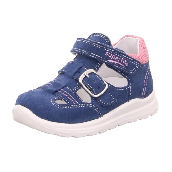 e3ce8d10bc8e Dětská obuv - Dětské sandále Superfit 4-00430-81