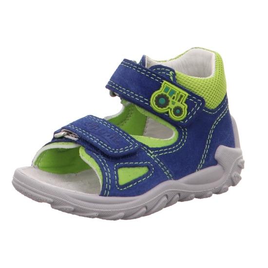 c3eb08fec3a1 Dětská obuv - Dětské Sandále Superfit 4-09011-81
