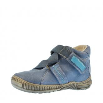 Dětské celoroční boty Pegres 1402 modrá