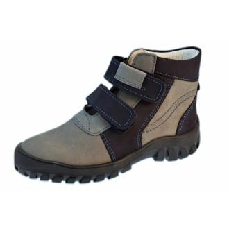 Boots4U T314V modro/šedá