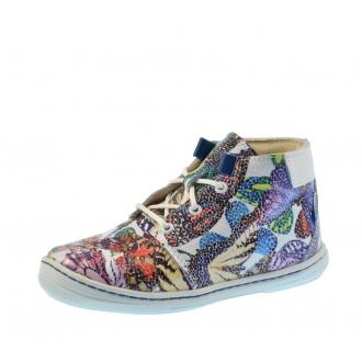 Dětské celoroční boty Pegres 1406B Motýl