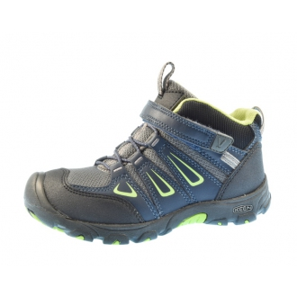 Keen Oakridge mid WP/Midnight navy/Macaw