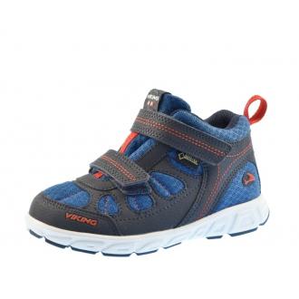 Dětské celoroční boty Viking Ludo 3-45390-555