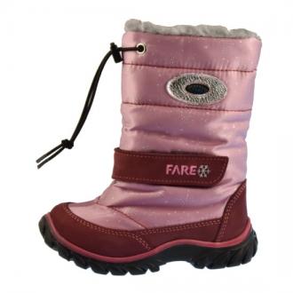 Dětské zimní boty Fare 4742453