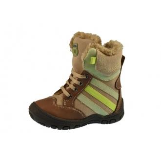 Dětské zimní boty Protetika Alexis brown