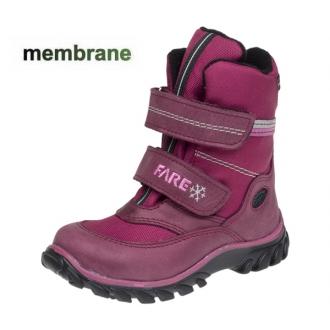 Dětské zimní boty Fare 848191