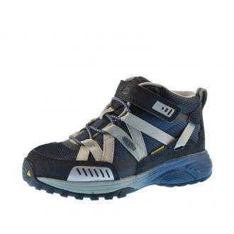 Dětské celoroční kotníkové boty Keen Versatrail mid wp gray