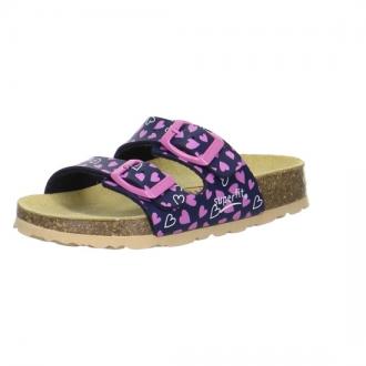 Dětské pantofle Superfit 0-00111-89