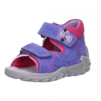 Dětské sandále Superfit 0-00011-77