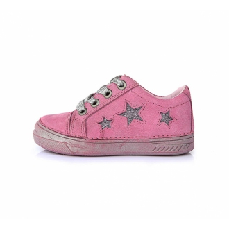 Dětské celoroční boty DDstep 040-16BL