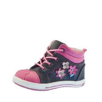 Dětské celoroční boty Protetika Helen grey