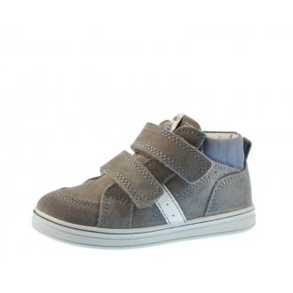 Dětské celoroční boty Lurchi JACKO Grey