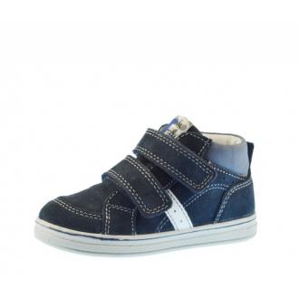 Dětské celoroční boty Lurchi JACKO Navy