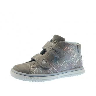 Dětské celoroční boty Lurchi SILA Grey