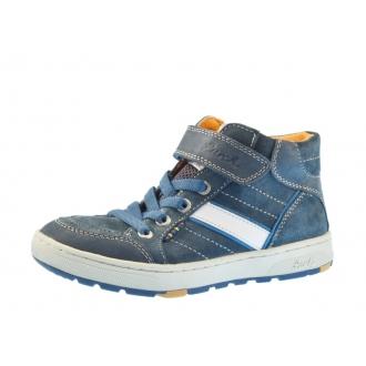 Dětské celoroční boty Lurchi DANNY Petrol