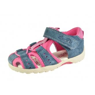 Dětské sandály Lurchi MAXY fuchsia