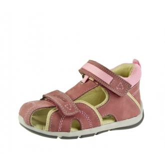 Dětské sandály Santé SK/333 Wine