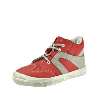 Dětské celoroční boty Boots4u T815 Červená