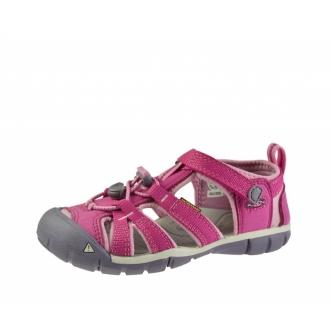 Dětské sandály Keen SEACAMP Very berry/Lilac chiffon