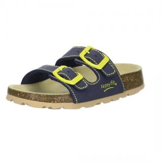 Dětské pantofle Superfit 1-00111-81