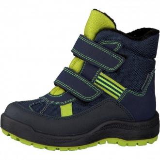 Dětské zimní boty Ricosta Gabris see/ozean/kiwi 5733500/185