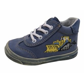 Dětské celoroční boty Jonap 011M Nakladač