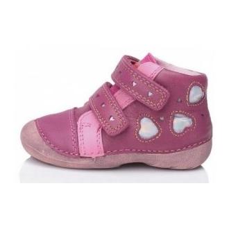 Dětské celoroční boty DDStep 015-69B