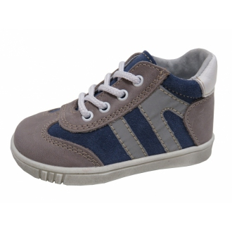 Dětské celoročné boty Jonap 014M Modrá