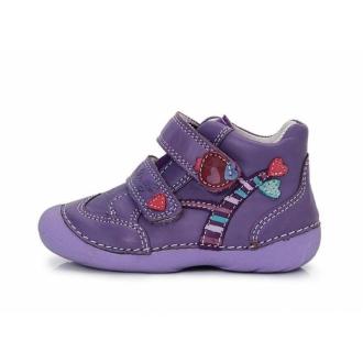 Dětské celoroční boty DDStep 015-133A