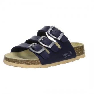 Dětské pantofle Superfit 8-00113-80