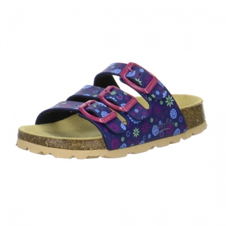 Dětské pantofle Superfit 1-00113-81