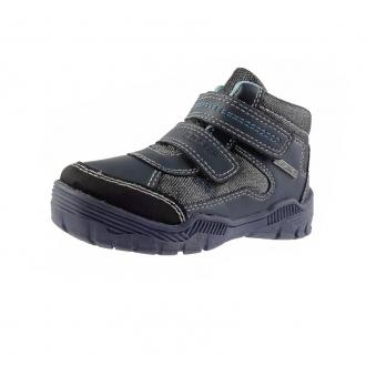 Dětské celoroční boty DDstep F651-905M