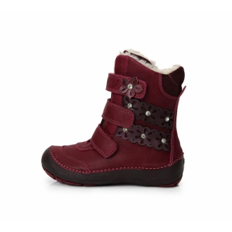 Dětské zimní boty DDstep 023-800M