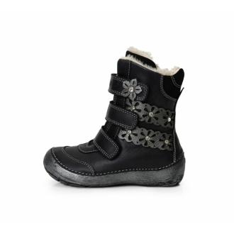 Dětské zimní boty DDStep 023-800BL