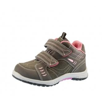 Dětské celoroční boty Bugga B052 pink