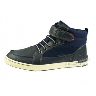 Dětské celoroční boty Viking Moss Mid 3-47045-0-550