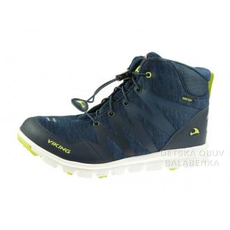 Dětské celoroční boty Viking Bislett 3-47406-588